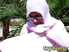 Arab Dame Brings Home a Milky Boy and What Happens Next Is WOW