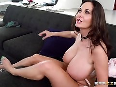 Ava Addams & Xander Corvus in Mom Arms Off My Bf - Brazzers
