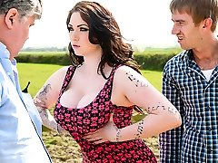Harmony Reigns & Danny D in Lil' British Cock-Whore - Brazzers