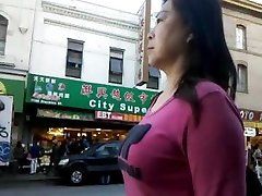 BootyCruise: Chinatown Bus Stop Web Cam 6 - Milf Cam