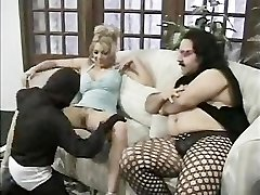 Midget Pounds A Lady For Ron Jeremy