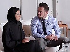 TeenPies - Hot Muslim Nubile Plumbed And Creampied
