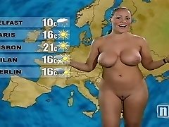 Naked Weather Damsel