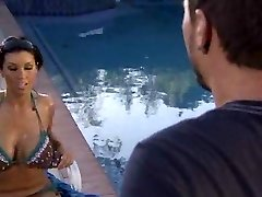 Pool nail with Dylan Ryder
