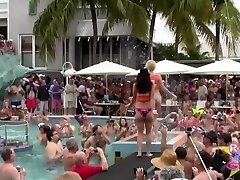 Naked Pool Tramps Key West Desire Fest Rnd2