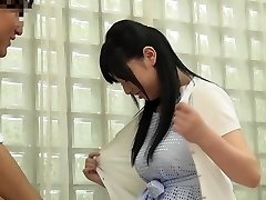 Mischievous Japanese chick in Exotic HD, Massage JAV scene