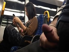 Flash Chinese Female on Train