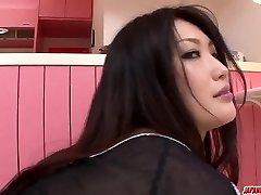 Naomi Sugawara amazing nakedness and solo porno scenes