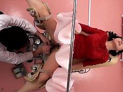 Japanese fuckslut at the Gynecology