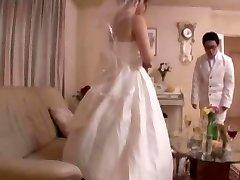 Bride - Under her Mini-skirt