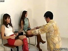CFNM Chinese Female Dom