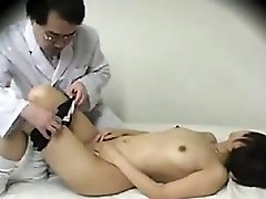 Asian Doctor Enjoys To Fuck College Girls