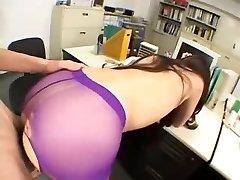 Japanese Teen Girl Pantyhose Hookup