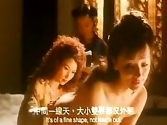 Hong Kong movie caboose checking scene
