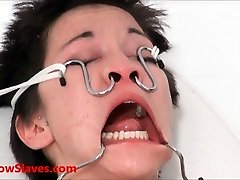 Bizarre chinese medical bdsm and oriental Mei Mara extreme doc