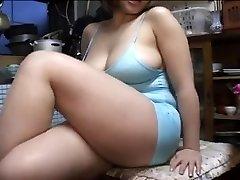 Grande e Bonita Mulher japonesa roleplay