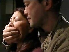 japonský milf baví 60