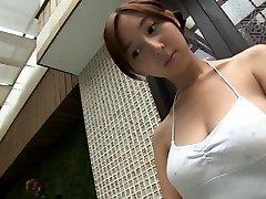 RIHO Summer Calling - Bathing White Bathing Suit (Non-Bare)