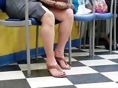 moj bm korejski mama noge