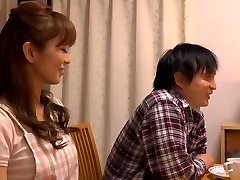 Ryo Hitomi in Dear Im Staying at Your Place Tonight part Two