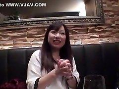 fantastična japanese girl yuzu mina u egzotične filmu jau