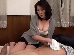 Japonský zrelé towako (cenzurované)