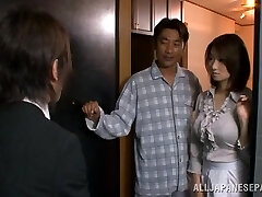 Mio Takahashi super-cute Japanese model is hooked on sex