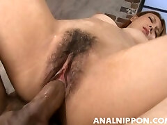 Rei Hot Asian doll loves to pound