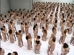 Big Group Sex Romp