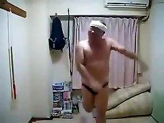 erotické horny japonský mužský tanec