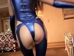 horny amatérske latex, fetish xxx scény