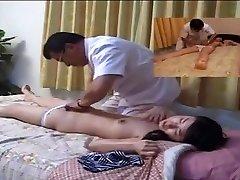 Câmera Escondida Na Sala De Massagens Caso 06