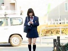Incrível Japonês garota Kotomi Asakura, Kurumi Kanno, Saki Kataoka Incrível 69, Dedilhado JAV cena