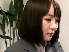 Asian Schoolgirl Makes Professor Lesbian Pet Part 11