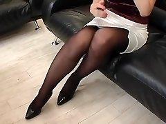 japanski supruge u čarape 6-1