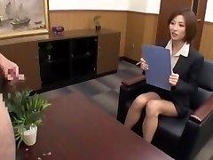 Strašan Japanski drolja Асахина Акари u najboljoj nad njima, sperma jau video