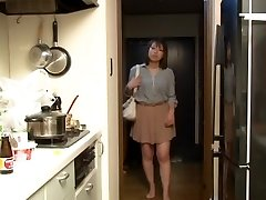 Yui Hatano ako Šéf Manželka Noc Plazenie