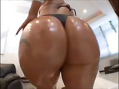 Big Oily Brazilian Booty - Derty24