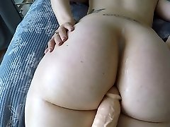 Big ass white girl