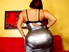 Phat Latin Booty Tight Dress