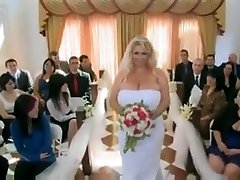 A giant super-sexy woman 38g Wedding Night.