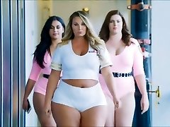 Olivia Jensen - The Making of a Plus-size