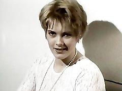 Une amatrice blond dans les ann�es 60