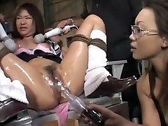 Crazy Japanese model in Fabulous BDSM, Toys JAV flick