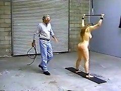 Julia Horsewhipped booty