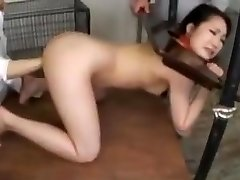 chinese slave trained at the farm