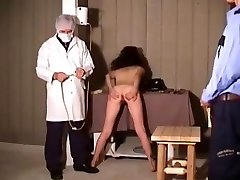 Enema punish
