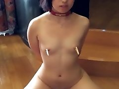 Young Asian Slave