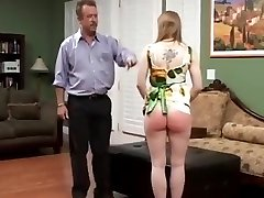 Spanking Girls Backdoor Guy