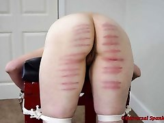 Caned in a Foreign Land - (Slapping)
